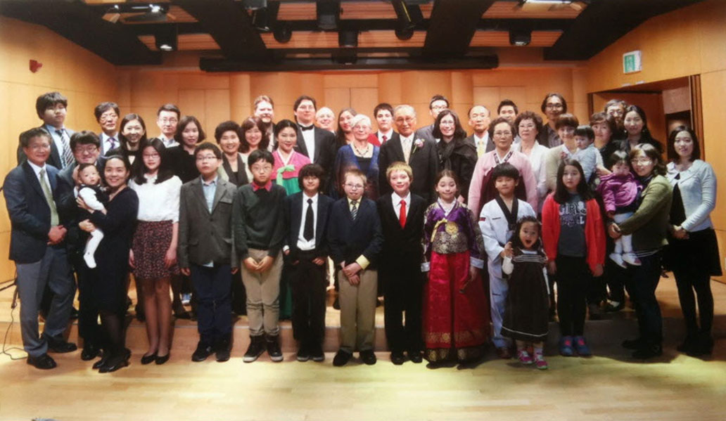 Family Acting Competition in Seoul, South Korea, 2013